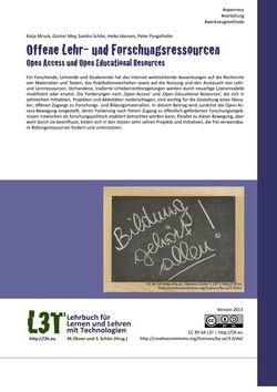 Image of the Page - 311 - in L3T - Lehrbuch für Lernen und Lehren mit Technologien