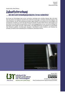 Image of the Page - 363 - in L3T - Lehrbuch für Lernen und Lehren mit Technologien