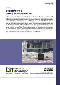 Image of the Page - 405 - in L3T - Lehrbuch für Lernen und Lehren mit Technologien