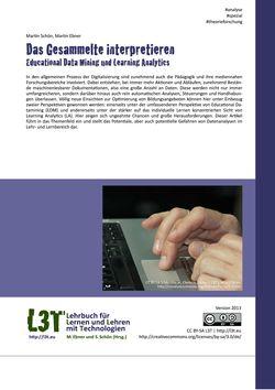 Image of the Page - 413 - in L3T - Lehrbuch für Lernen und Lehren mit Technologien
