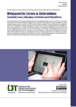 Bild der Seite - 489 - in L3T - Lehrbuch für Lernen und Lehren mit Technologien