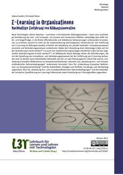 Bild der Seite - 497 - in L3T - Lehrbuch für Lernen und Lehren mit Technologien