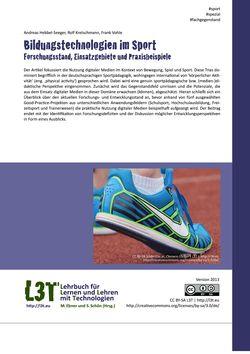 Image of the Page - 557 - in L3T - Lehrbuch für Lernen und Lehren mit Technologien