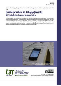 Image of the Page - 569 - in L3T - Lehrbuch für Lernen und Lehren mit Technologien