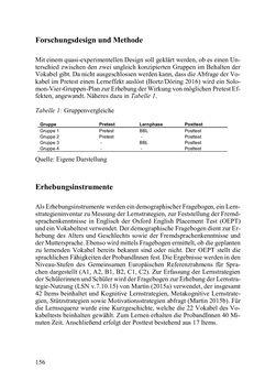 Bild der Seite - 156 - in Lernprozesse über die Lebensspanne - Bildung erforschen, gestalten und nachhaltig fördern