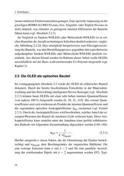 Bild der Seite - 28 - in Technologien für das Lichtmanagement in organischen Leuchtdioden