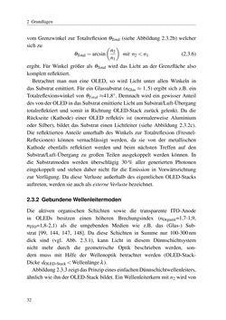 Bild der Seite - 32 - in Technologien für das Lichtmanagement in organischen Leuchtdioden