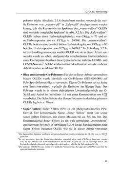 Bild der Seite - 61 - in Technologien für das Lichtmanagement in organischen Leuchtdioden