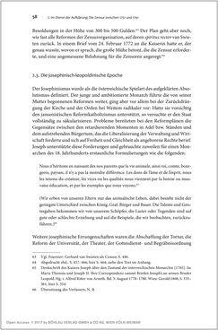 Bild der Seite - 58 - in Die literarische Zensur in Österreich von 1751 bis 1848