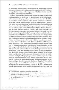 Image of the Page - 66 - in Die literarische Zensur in Österreich von 1751 bis 1848