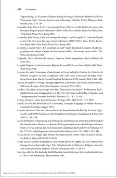 Image of the Page - 500 - in Die literarische Zensur in Österreich von 1751 bis 1848