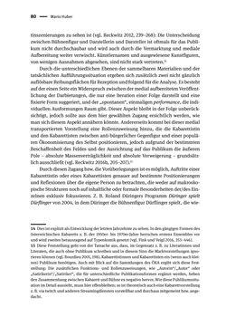 Bild der Seite - 80 - in Logiken der Sammlung - Das Archiv zwischen Strategie und Eigendynamik