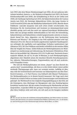 Bild der Seite - 84 - in Logiken der Sammlung - Das Archiv zwischen Strategie und Eigendynamik