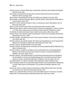 Bild der Seite - 90 - in Logiken der Sammlung - Das Archiv zwischen Strategie und Eigendynamik