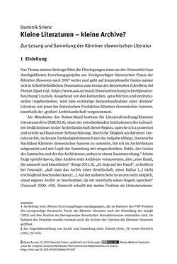 Bild der Seite - 91 - in Logiken der Sammlung - Das Archiv zwischen Strategie und Eigendynamik