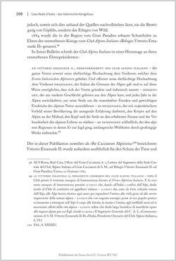 Bild der Seite - 166 - in Die Macht auf dem Gipfel - Alpentourismus und Monarchie 1760–1910