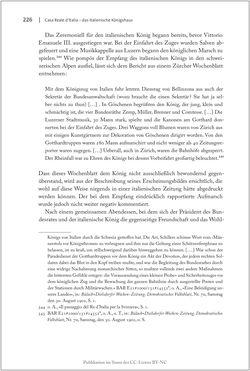 Bild der Seite - 226 - in Die Macht auf dem Gipfel - Alpentourismus und Monarchie 1760–1910