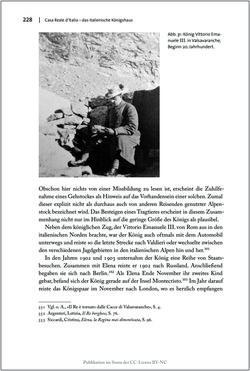 Bild der Seite - 228 - in Die Macht auf dem Gipfel - Alpentourismus und Monarchie 1760–1910