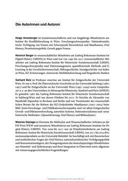 Bild der Seite - 401 - in Mauthausen und die nationalsozialistische Expansionsund Verfolgungspolitik, Band 1