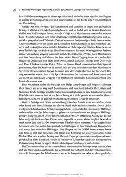 Bild der Seite - 22 - in Deportiert nach Mauthausen, Band 2
