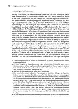 Image of the Page - 476 - in Deportiert nach Mauthausen, Volume 2