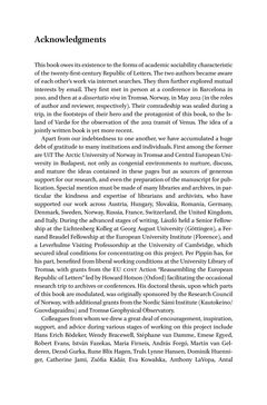 Bild der Seite - VII - in Maximilian Hell (1720–92) - And the Ends of Jesuit Science in Enlightenment Europe