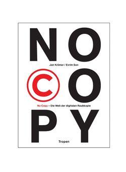 Bild der Seite - (000001) - in No Copy - Die Welt der digitalen  Raubkopie