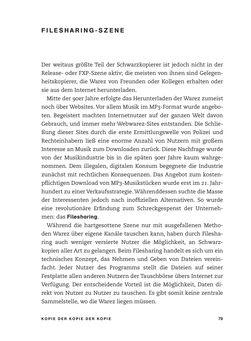 Bild der Seite - 79 - in No Copy - Die Welt der digitalen  Raubkopie