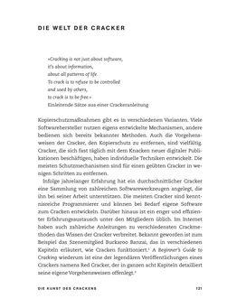 Bild der Seite - 121 - in No Copy - Die Welt der digitalen  Raubkopie