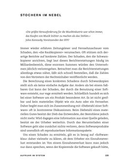 Bild der Seite - 225 - in No Copy - Die Welt der digitalen  Raubkopie