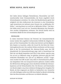 Bild der Seite - 231 - in No Copy - Die Welt der digitalen  Raubkopie