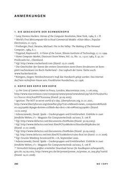 Bild der Seite - 290 - in No Copy - Die Welt der digitalen  Raubkopie