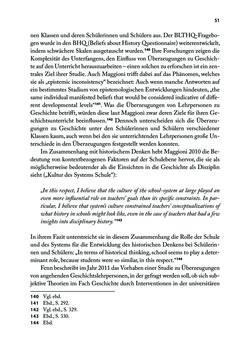 Bild der Seite - 51 - in Von PISA nach Wien - Historische und politische Kompetenzen in der Unterrichtspraxis