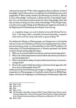 Bild der Seite - 61 - in Von PISA nach Wien - Historische und politische Kompetenzen in der Unterrichtspraxis