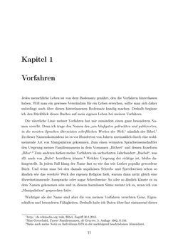 Bild der Seite - 11 - in Reflexionen vor Reflexen - Memoiren eines Forschers