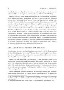 Bild der Seite - 42 - in Reflexionen vor Reflexen - Memoiren eines Forschers