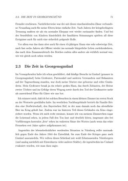 Bild der Seite - 71 - in Reflexionen vor Reflexen - Memoiren eines Forschers
