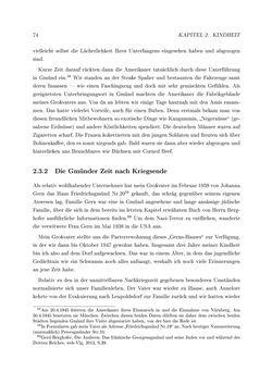 Bild der Seite - 74 - in Reflexionen vor Reflexen - Memoiren eines Forschers
