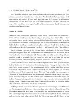Bild der Seite - 85 - in Reflexionen vor Reflexen - Memoiren eines Forschers