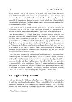 Bild der Seite - 112 - in Reflexionen vor Reflexen - Memoiren eines Forschers