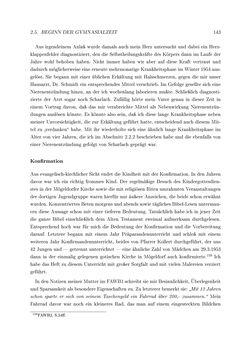 Bild der Seite - 143 - in Reflexionen vor Reflexen - Memoiren eines Forschers