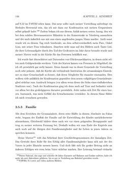 Bild der Seite - 144 - in Reflexionen vor Reflexen - Memoiren eines Forschers