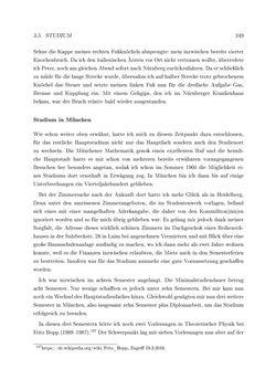 Bild der Seite - 249 - in Reflexionen vor Reflexen - Memoiren eines Forschers