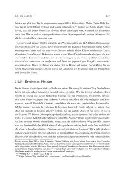 Bild der Seite - 277 - in Reflexionen vor Reflexen - Memoiren eines Forschers