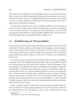 Bild der Seite - 282 - in Reflexionen vor Reflexen - Memoiren eines Forschers