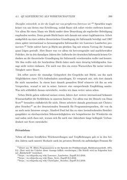 Bild der Seite - 289 - in Reflexionen vor Reflexen - Memoiren eines Forschers