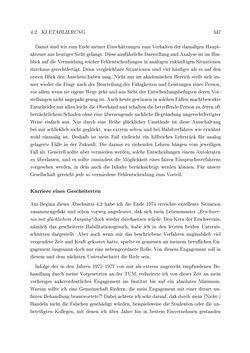 Bild der Seite - 347 - in Reflexionen vor Reflexen - Memoiren eines Forschers