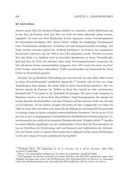 Bild der Seite - 356 - in Reflexionen vor Reflexen - Memoiren eines Forschers