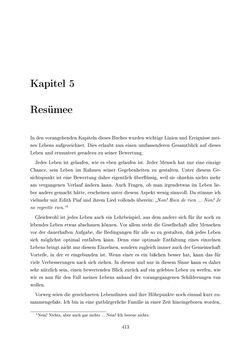 Bild der Seite - 413 - in Reflexionen vor Reflexen - Memoiren eines Forschers
