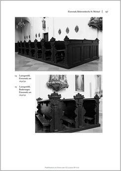 Bild der Seite - 97 - in Sakralmöbel aus Österreich - Von Tischlern und ihren Arbeiten im Zeitalter des Absolutismus, Band II: Kunstlandschaften im Norden, Süden und Westen